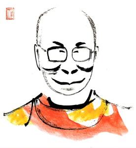 angelo_abu_caricatura_dalai_lama